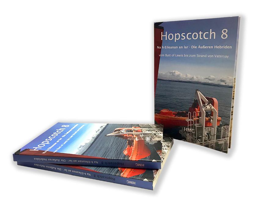 Freisteller Buch Hopscotch 8