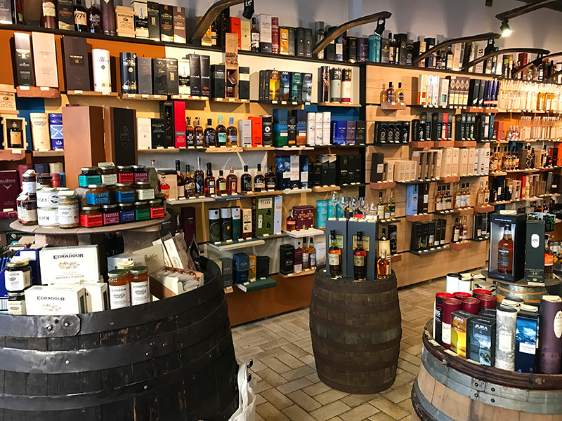 Michels Whisky Kontor in Ansbach