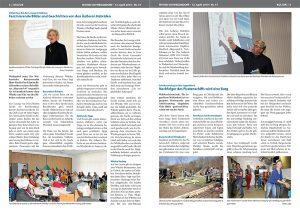 In und um Weilimdorf: Volles Haus bei der Lesung im Rathaus